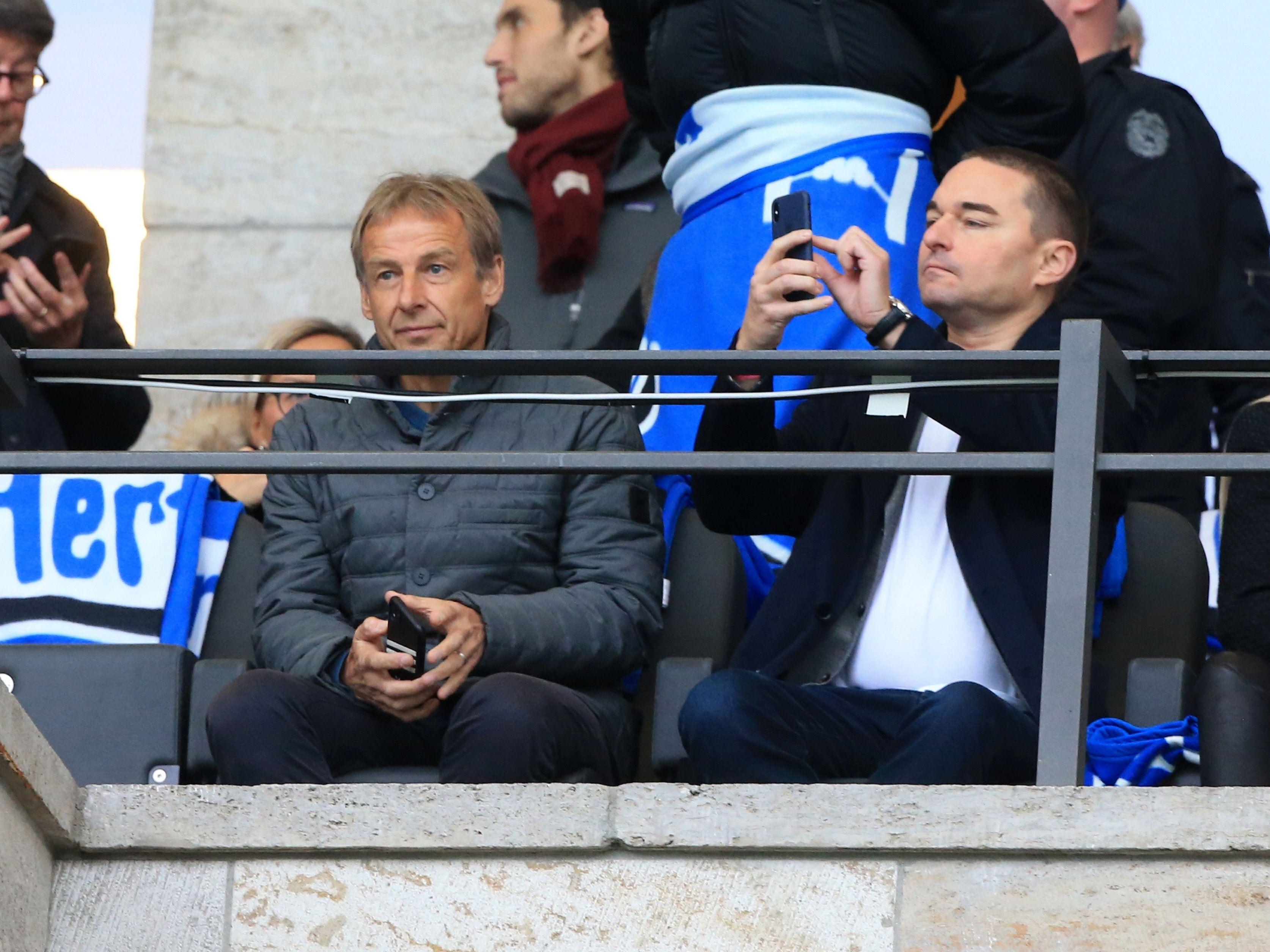 Jürgen Klinsmann, Lars Windhorst