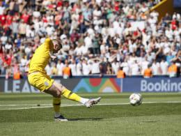 Pickford trifft und hält: England ist Dritter!