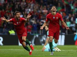 Faktor Guedes: Portugal ist der erste Nations-League-Sieger