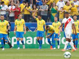 Erst kurios, dann gnadenlos: Brasilien fertigt Peru ab