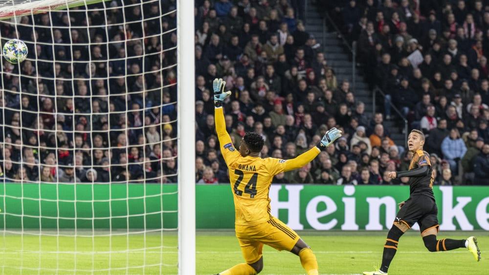 Rodrigo sichert Valencia das Achtelfinale - Amsterdam nicht clever genug - Paulista sieht Glatt Rot