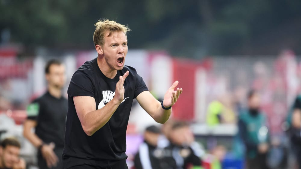 RB-Coach Julian Nagelsmann