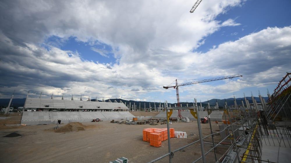 Das neue Freiburger Stadion wird möglicherweise doch den Lärmschutzbestimmungen gerecht.