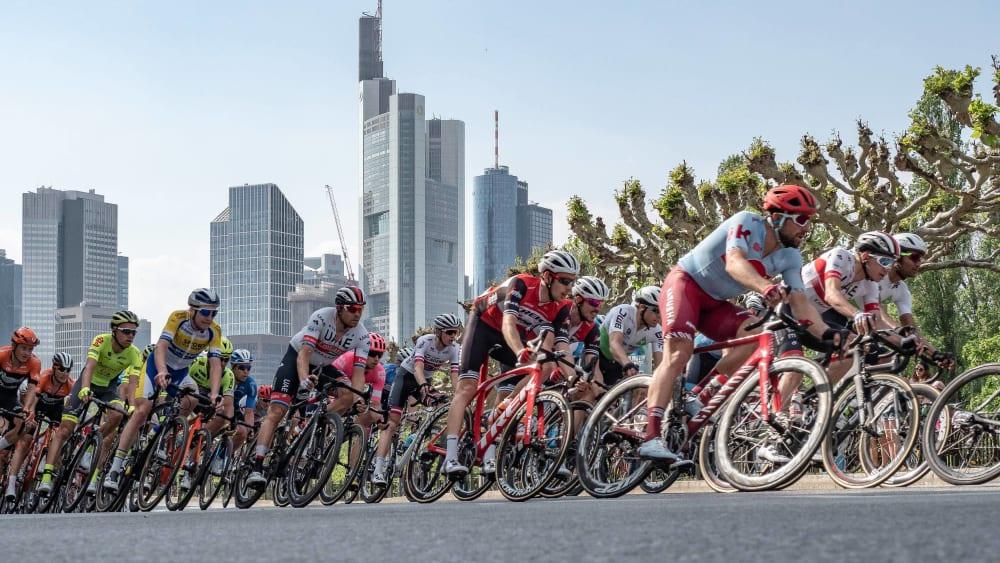 Für den 1. Mai war der Radklassiker in Frankfurt geplant. Sicher ist, dass er zumindest an diesem Tag nicht stattfinden kann.