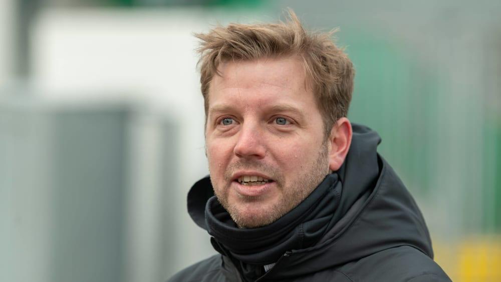 Geht mit seinem Team ins Trainingslager: Bremens Trainer Florian Kohfeldt.