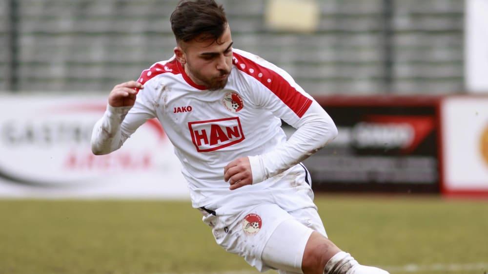Stürmt kommende Saison für Preußen Münster: Seref Özcan.