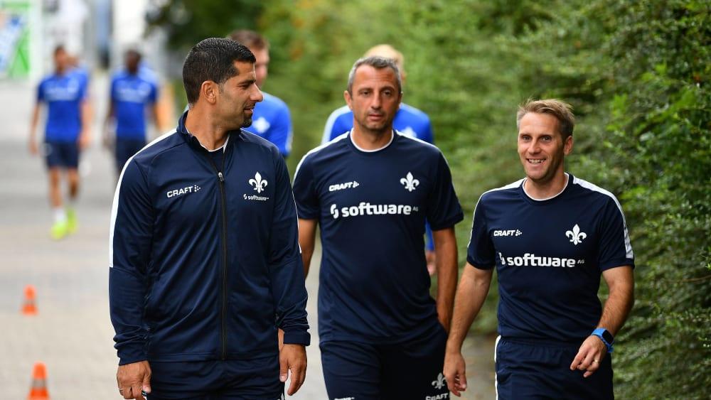 Sv Darmstadt 98 Trainer