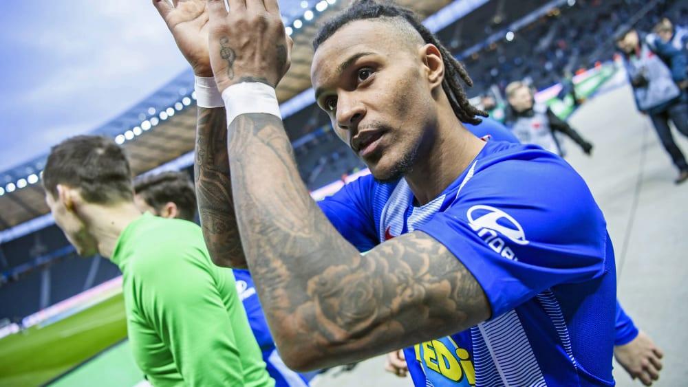Er bricht zu neuen Ufern auf: Valentino Lazaro verlässt Hertha BSC.