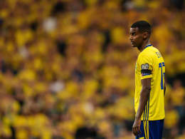 Dortmund verkauft Isak an Real Sociedad