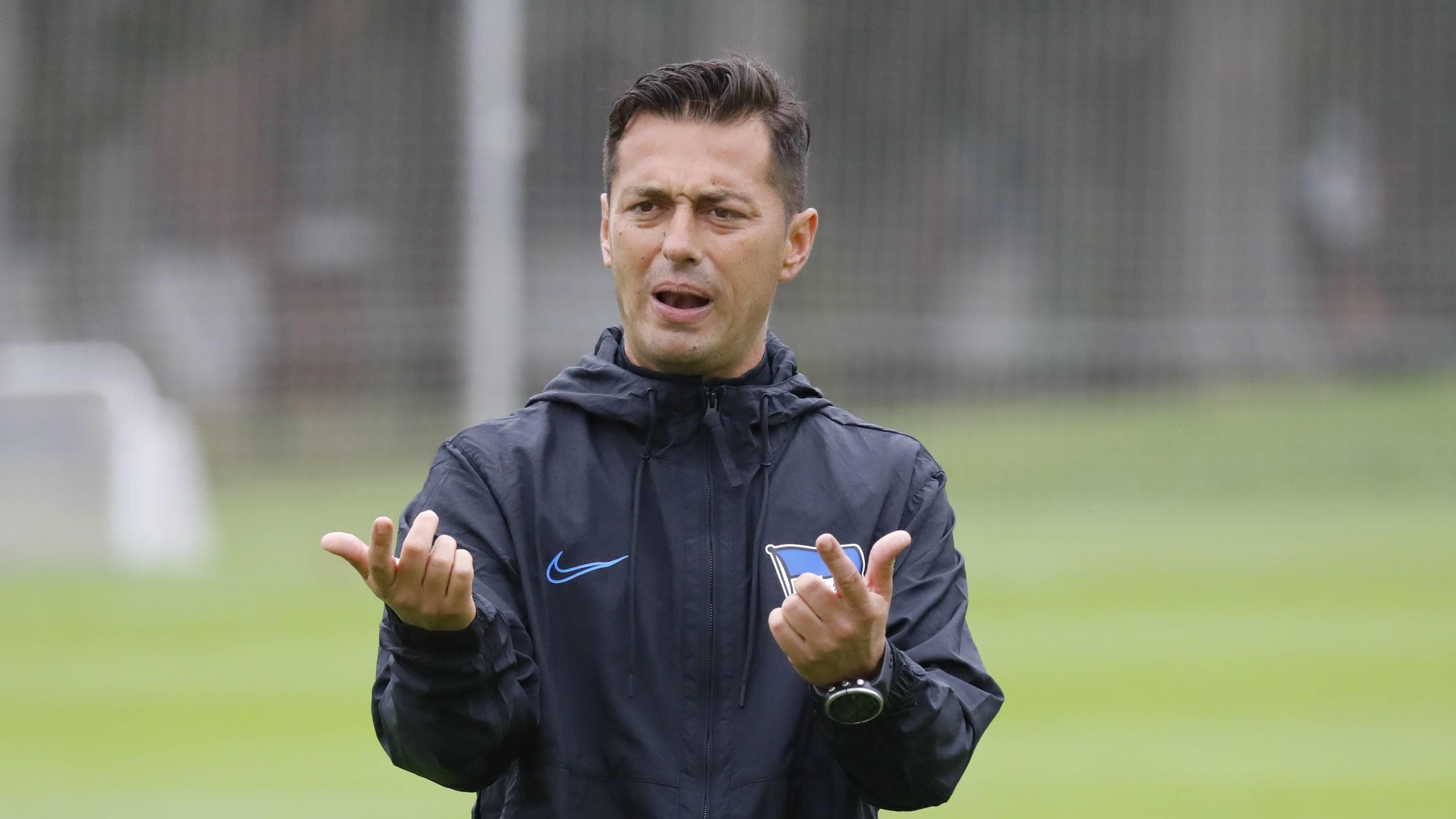 Covic freut sich auf Redan, aber mahnt zur Geduld | Bundesliga - kicker