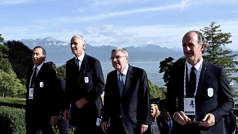 Das IOC tagt in Lausanne