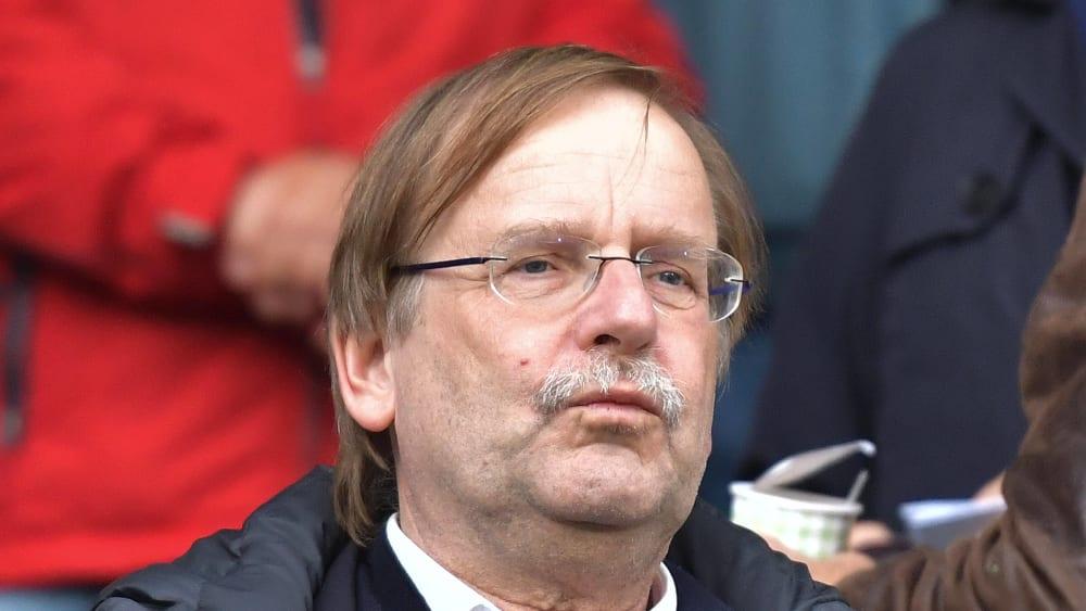 Rainer Koch befürchtet längere Spielpause