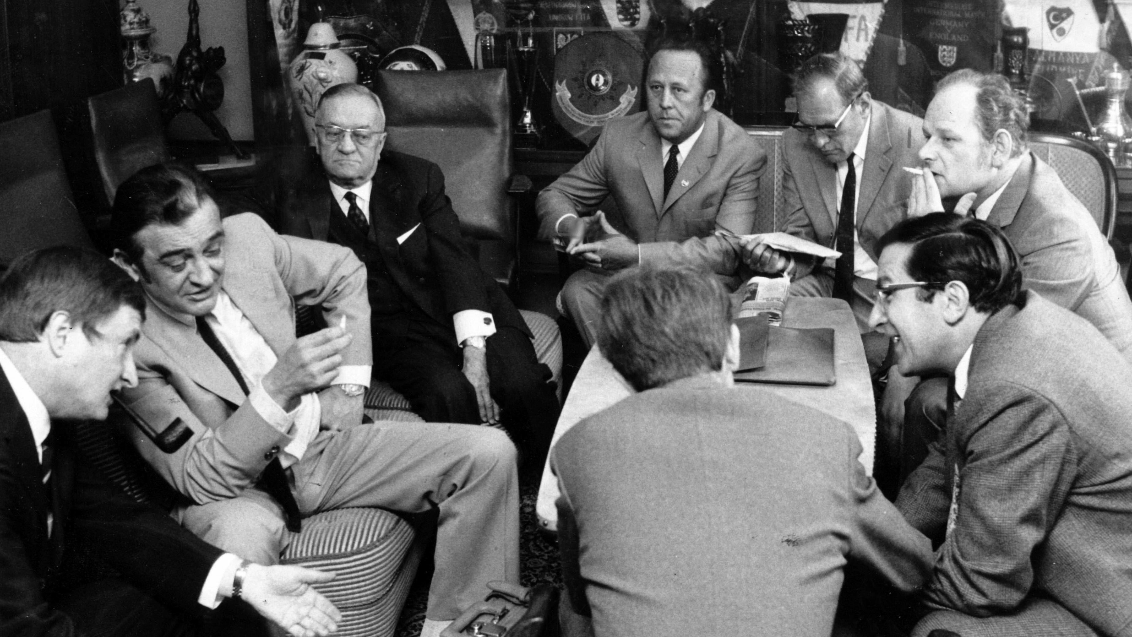 1971 - Der betrogene Betrüger und der Bundesliga-Skandal