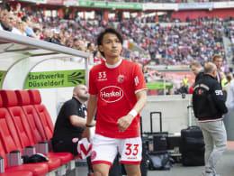 Zurück nach Osaka: Usami verlässt die Bundesliga
