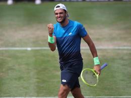 Federer-Nachfolger: Berrettini triumphiert in Stuttgart
