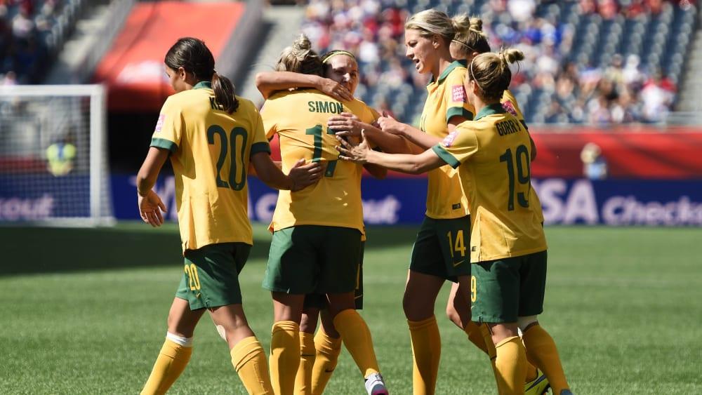 Nationalmannschaft Australien