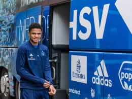 HSV startet ohne Douglas Santos in die Vorbereitung
