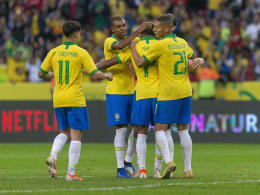 Brasilien beweist starke Frühform