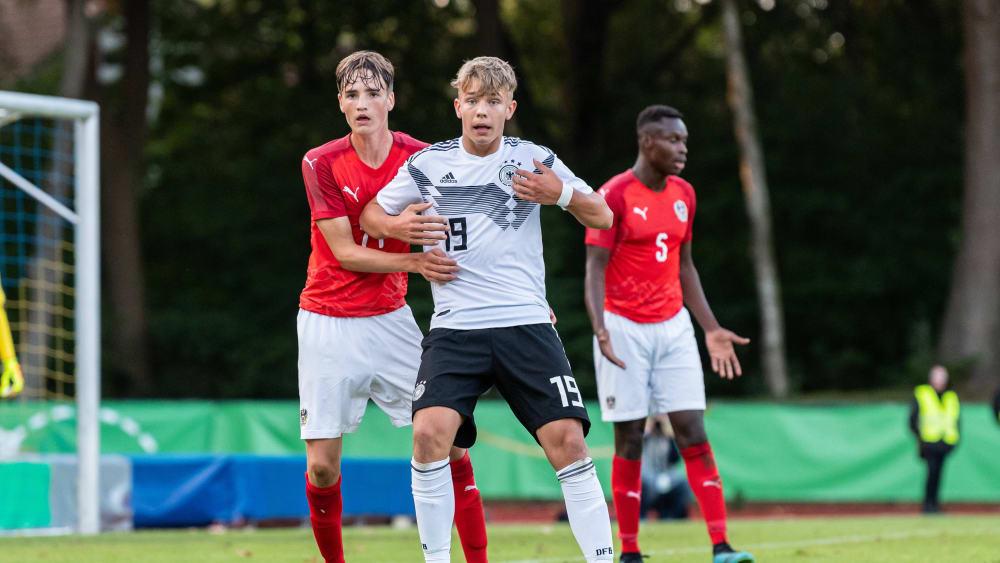 Fussball Junioren Letzte Konsequenz Fehlt Deutsche U 16