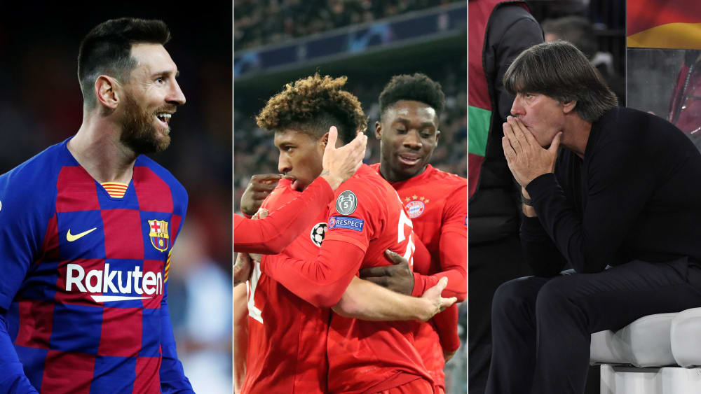Messi/Bayern München/Joachim Löw