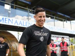 Aue sticht Kaiserslautern bei Sessa aus
