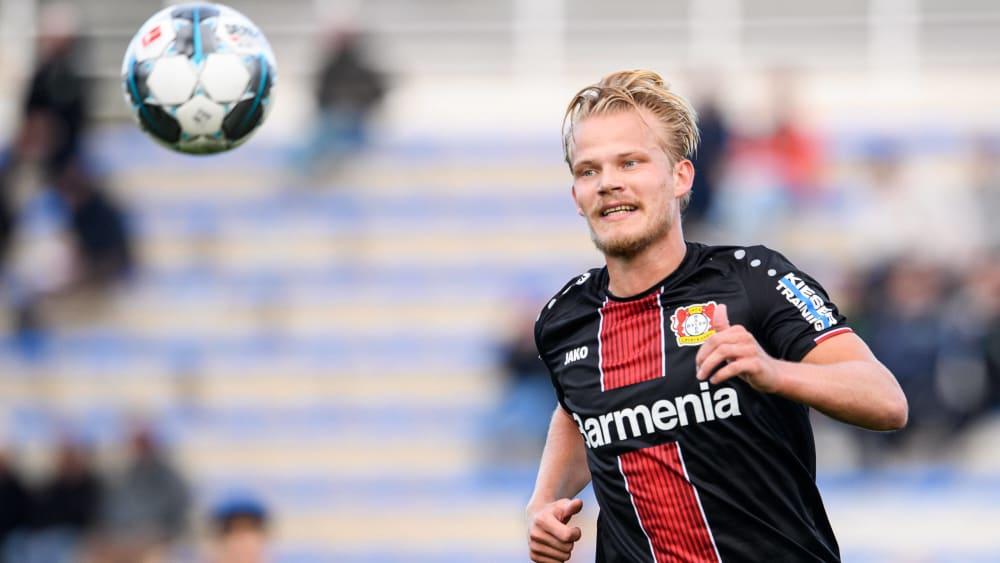 HSV holt HSV-Schreck Pohjanpalo - Stürmer wird von Bayer Leverkusen ausgeliehen