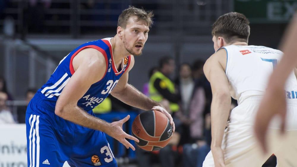 Zoran Dragic verstärkt die Ulmer.