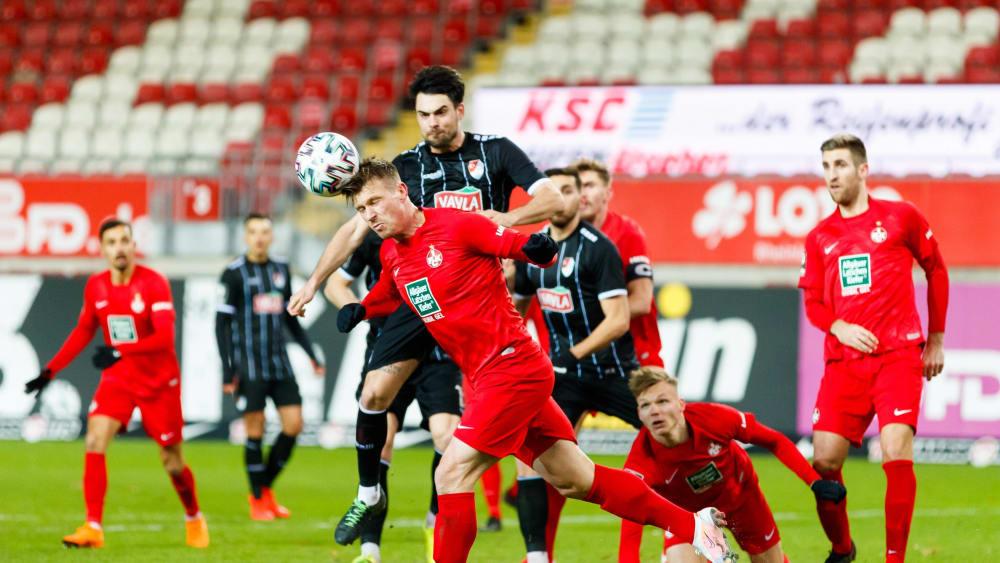FCK nach Nullnummer gegen Türkgücü weiter im...