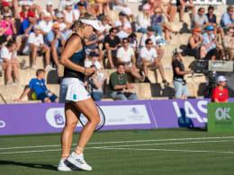 Sharapova ohne Auftrag: Kerber feiert auf Mallorca
