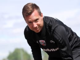 Gerber wird Co-Trainer beim Club