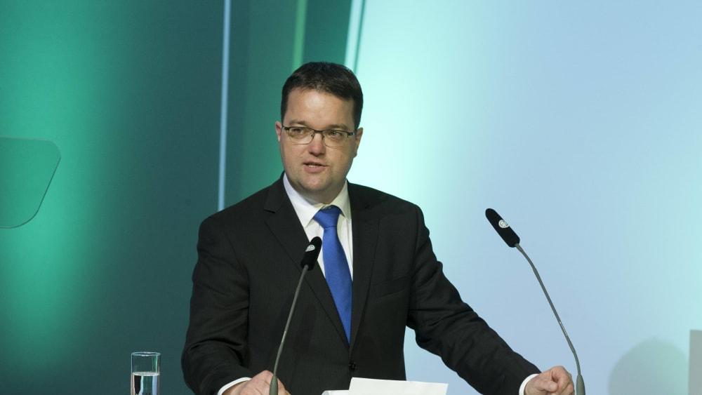DFB-Schatzmeister Osnabrügge