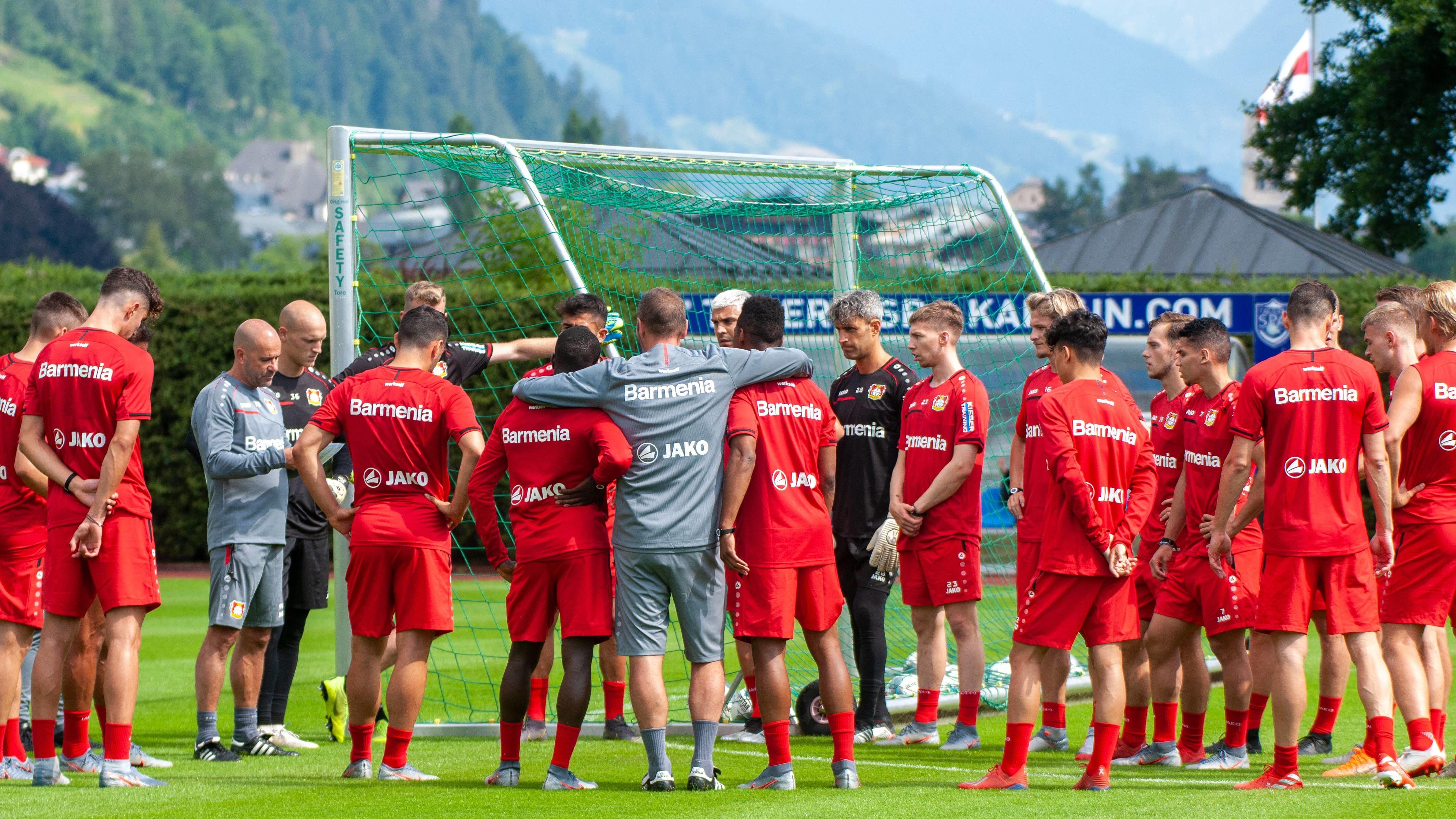 """Weiser über Bosz: """"Das habe ich so noch nicht erlebt""""   Bundesliga - kicker"""