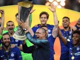 Sarri verlässt Chelsea und wird Juventus-Trainer