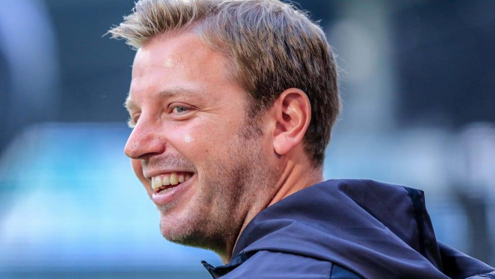 Außergewöhnlich wie erfolgreich: Werder Bremens Trainer Florian Kohfeldt.