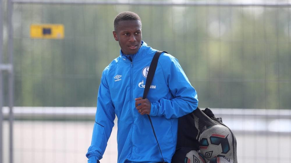 Sieht seine Zukunft nicht mehr auf Schalke: Hamza Mendyl.