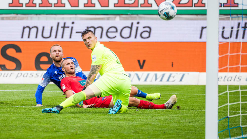 Hofmann überwindet Müller