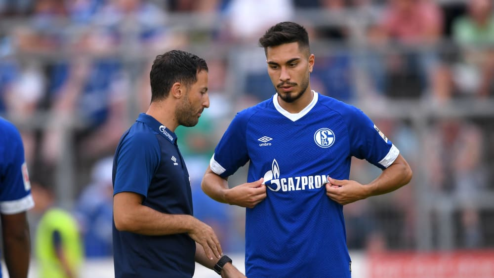 Serdar wäre fast bei Hoffenheim gelandet - Tedesco erzählte Heidel auf Schalke von der Klausel