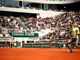 Federer ohne Chance: Nadal wieder im Finale!