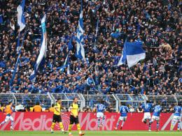46.000 Euro Geldstrafe für BVB wegen Fanvergehen im Derby