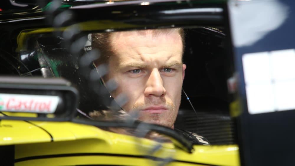 Hat noch kein Formel-1-Cockpit für 2020: Renault-Pilot Nico Hülkenberg.