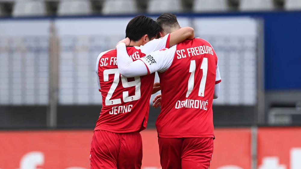Demirovic über Stuttgarts Chancen: quotWunderschön, sich das anzuguckenquot