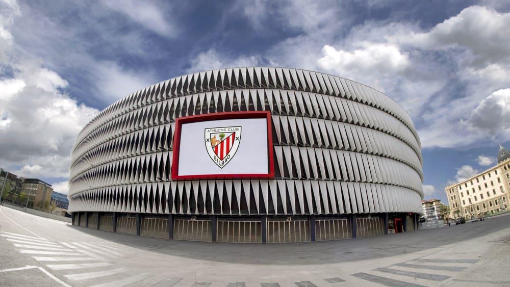 San Mamés in Bilbao