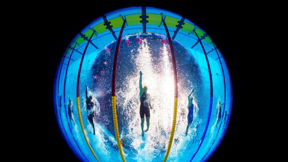 Schwimm-WM im südkoreanischen Gwangju