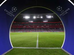 Zur Sicherheit: München bewirbt sich auch um CL-Finale 2022