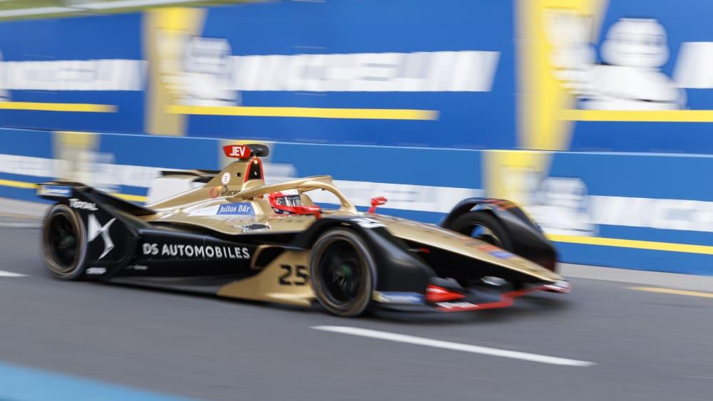 Steht kurz vor seinem zweiten Titel in der Formel E: Jean-Eric Vergne.