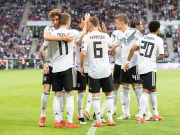 FIFA-Weltrangliste: DFB-Elf nähert sich Top Ten