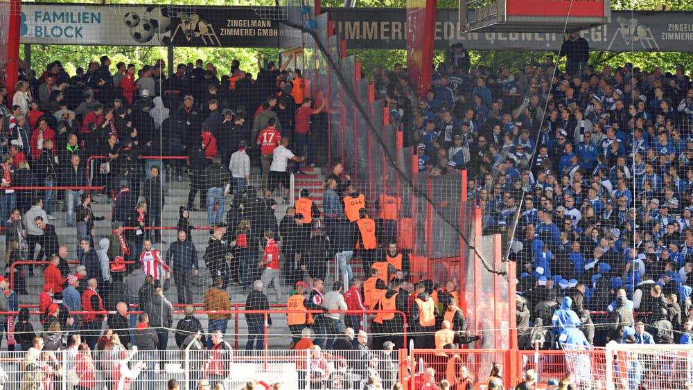 Union Berlin vs. 1. FC Magdeburg