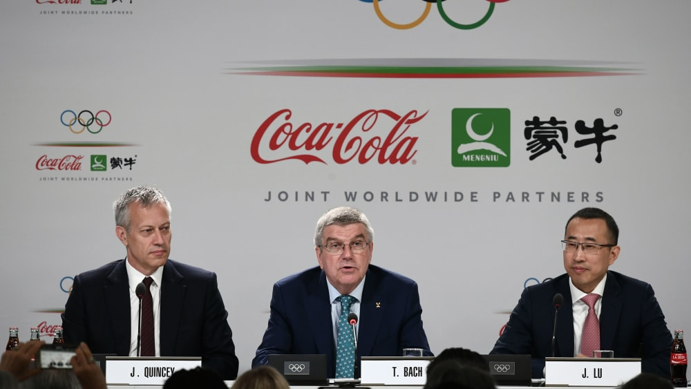 IOC-Sponsoren