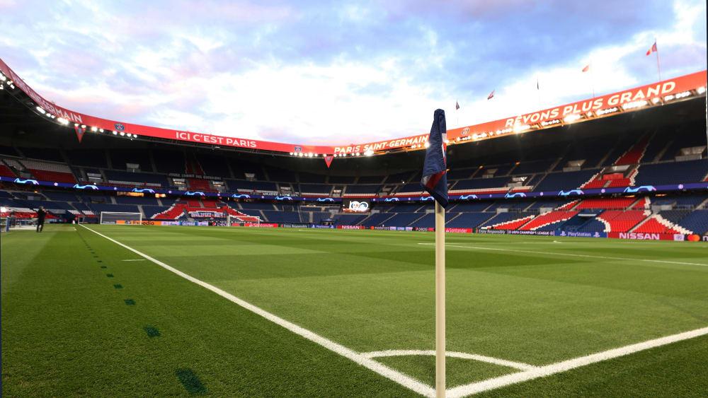Noch ist nicht klar, wann in Frankreich wieder Fußball gespielt wird.