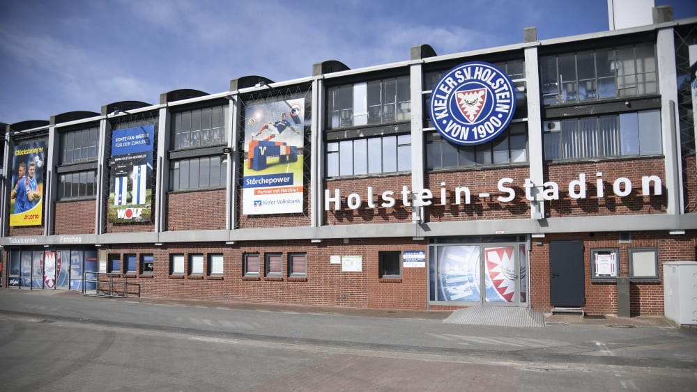 Kurzarbeit und Gehaltsverzicht bei Holstein Kiel
